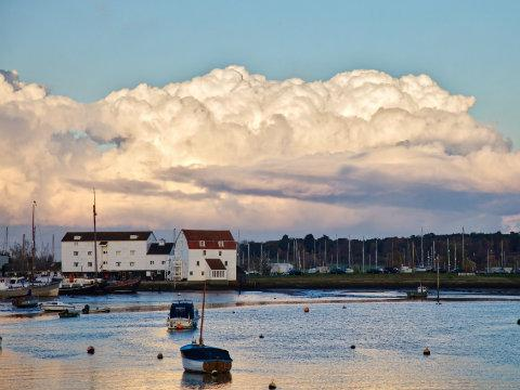 Views of the Tide Mill at Woodbridge