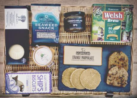 Welcome to Wales Hamper