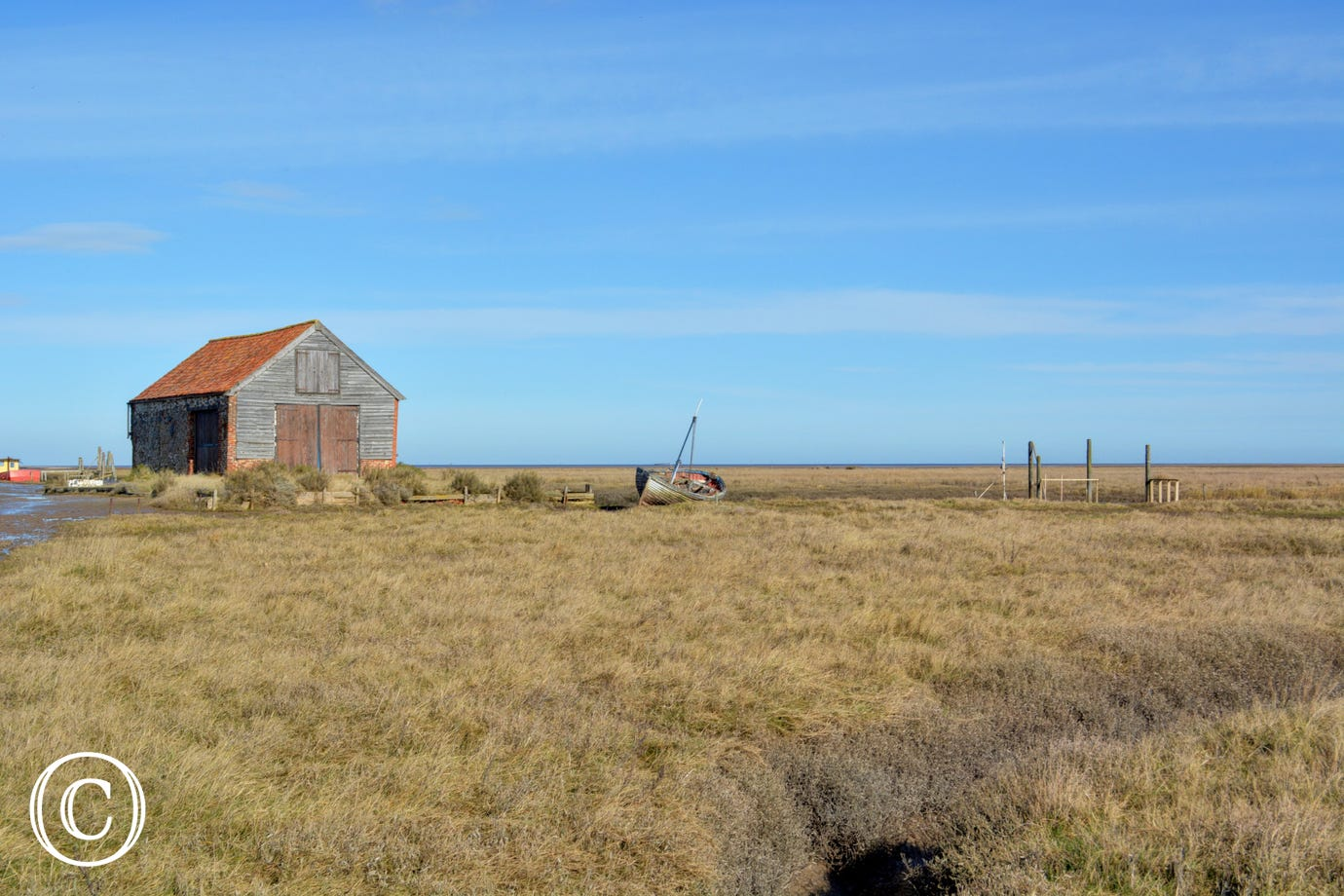 Thornham Saltmarsh