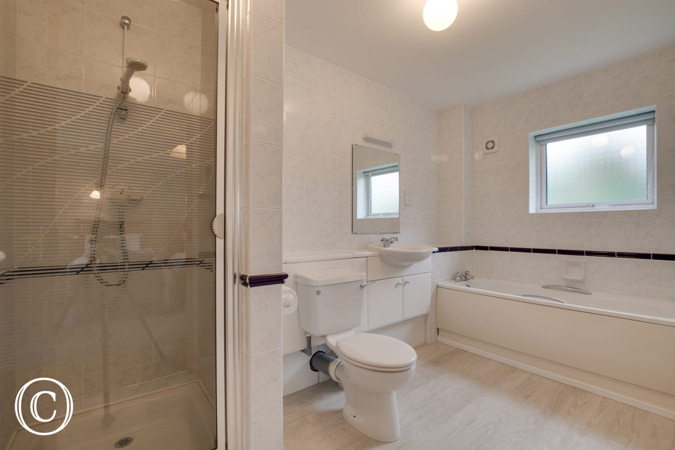 En suite Bathroom to Bedroom 1