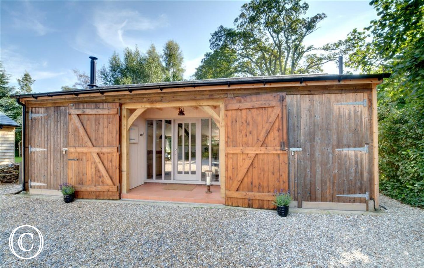 Charming conversion near the seaside town of Deal