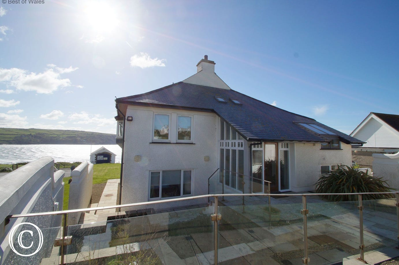 Spectacular Gwbert Holiday Cottage