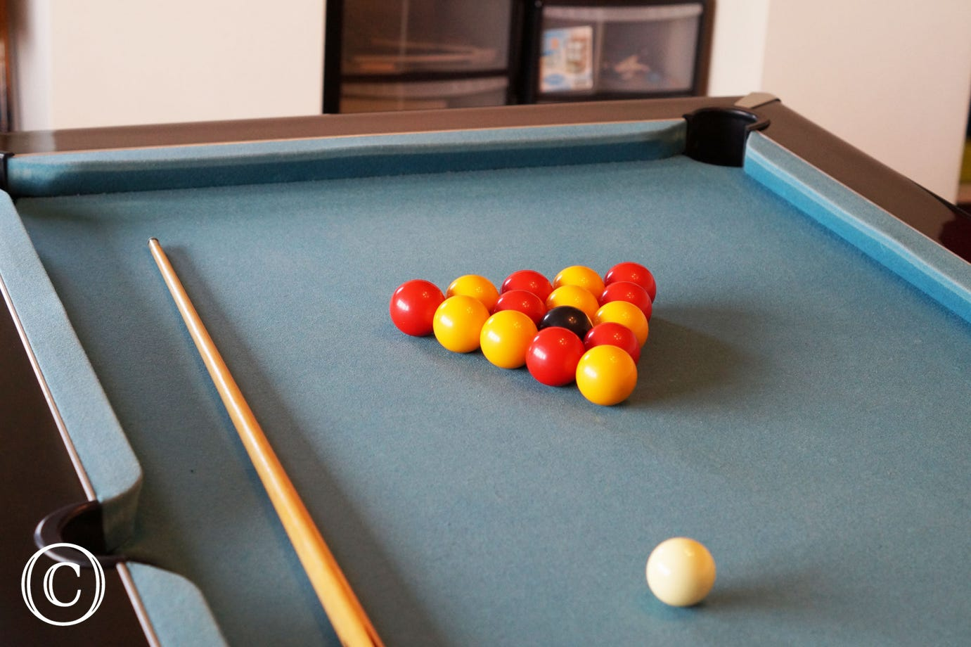 Tresaith Holiday Cottage -  Pool Table